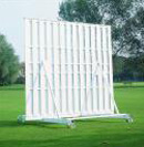 Timber Cricket Sight Screens